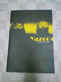 YAZOO reconnected tour programme