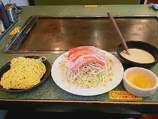お好み焼き(調理前)