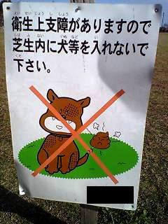 犬とウンチ