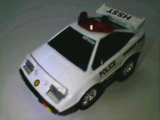 エスプリ高速パトカー