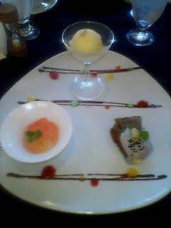 デザート(3種類)