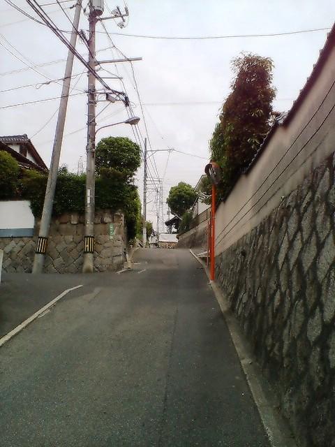 道隆寺入口