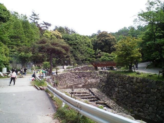 水分峡入口