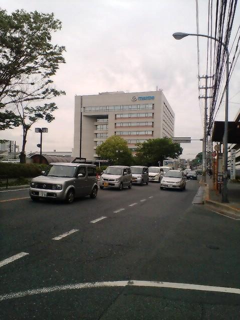 マツダ本社